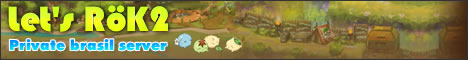 Lets ROK2 - Private Ragnarok 2 Server Banner