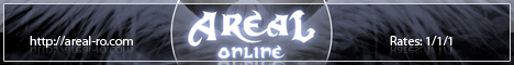 Areal Online Banner