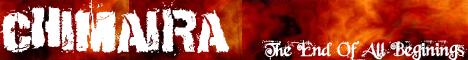 Chimaira / Paranoid Banner