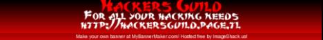 Hackers Guild Banner
