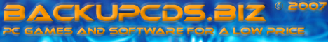PC Games and Software Banner
