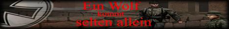 Wolfsbrigade Banner