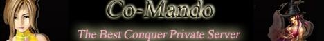 Co-Mando Banner