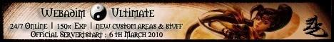 !!! Webadim Ultimate !!! Banner