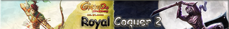 Royal Conquer 2 -english private server Banner