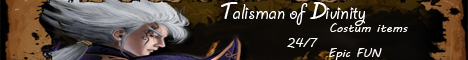 Talisman of Divinity Banner