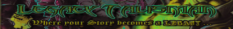 Legacy Talisman Banner