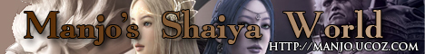 Manjo's Shaiya World Banner