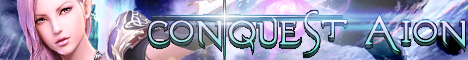 Conquest Aion - Best 4.0 PvP Server! Banner