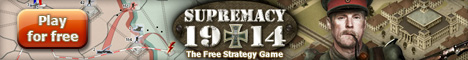 Supremacy 1914 Banner