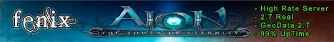 Fenix Aion 4.3 Banner