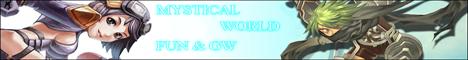 Mystical World Banner