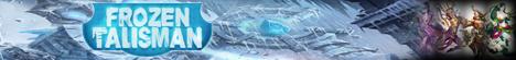 Frozen Talisman Banner