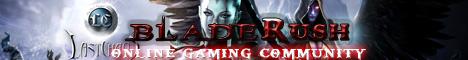 BladeRush Online Banner