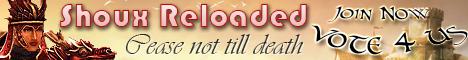 Shoux Reloaded Banner