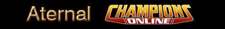 Aternal Champions Online Banner
