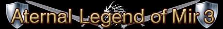 Aternal Legend of Mir 3 Banner