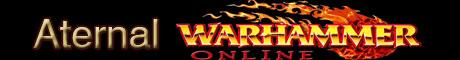 Aternal Warhammer Online Banner