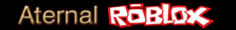 Aternal Roblox Banner