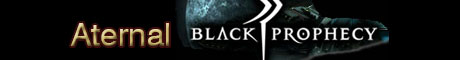 Aternal Black Prophecy Banner