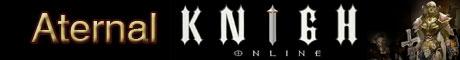 Aternal Knight Online Banner