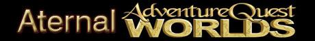Aternal AdventureQuest Worlds Banner