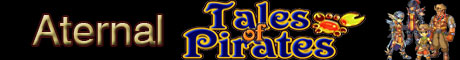 Aternal Tale of Pirates Banner