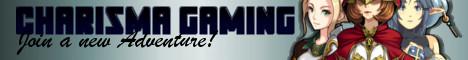 Charisma Gaming Banner