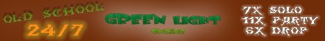 Green Light Online Banner