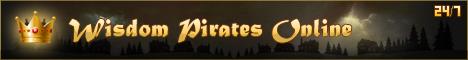 Wisdom Pirates Online Banner