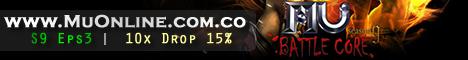 Mu Online LA S9 Eps 3 Banner