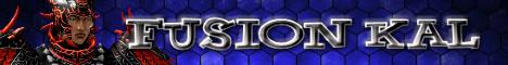 Fusion Kal vX - ONLINE - Join us! Banner