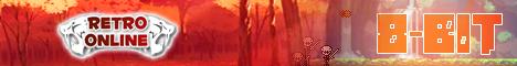 8Bit Studios | Retro Online | Under Development  Banner