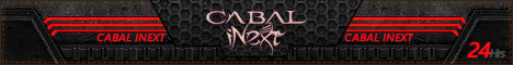 Cabal Inext Games Banner
