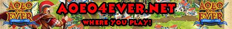 AOEO4EVER.net Banner