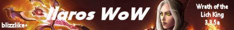 Ilaros WoW Banner