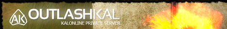OutlashKal - Server Start 02-09-2017 19:00 GMT+1 Banner